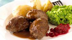 Meat balls, kjøttkaker