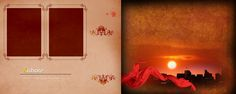 Karizma Album 12x36 Psd Wedding Background Free Download Picture