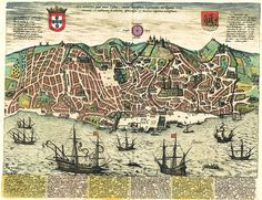 Another look at Lisbon in 1598