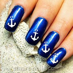 smART nails ~ Nail Art Stencils - Shop online: The Anchor