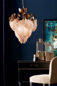A touch of Monday sparkle with the Exclusive Italian Murano Glass Leaves Designer Chandelier, stimulate the senses and create a seductive atmosphere with this wonderful sculptural light. An elegant modern focus, ambient lighting at its best. Italian Lighting, Luxury Lighting, Modern Lighting, Lighting Design, Murano Glass, Contemporary Light Fixtures, Chandelier, Home Design Decor, Luxury Furniture