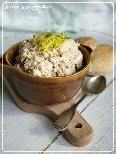 Jadło i czytadło: Pasta kanapkowa z tuńczyka i jajek