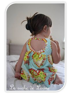 Lots of links to toddler dress patterns from Je couds Citronille