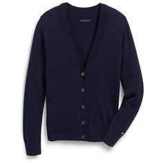 Tommy Hilfiger Final Sale- Classic Cashmere Cardigan (160 CAD) ❤ liked on Polyvore featuring tops, cardigans, sweaters, outerwear, jackets, blue cashmere cardigan, tommy hilfiger tops, blue top, cashmere tops and tommy hilfiger cardigan