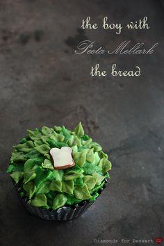 Peeta cupcake