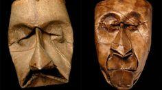 Dat je niet veel nodig hebt om kunst te maken, bewijst de Franse kunstenaar Junior Fritz Jacquet. We zijn benieuwd of je ziet waarvan deze prachtige maskers van zijn gemaakt.