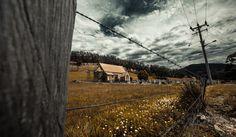 Rural Church, Tasmania
