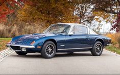 1973 Lotus Elan +2S 130