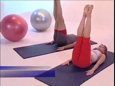 Pilates : Spécial Abdos, 20 min par jour - Fitness - YouTube
