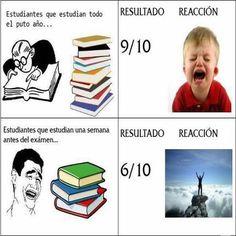 Memes De Examenes Finales Graciosos Para Compartir - Mundo Imagenes Frases Actuales