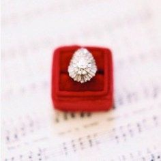 Do you like vintage style art deco diamond engagement rings? Find out what this says about you!
