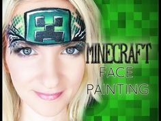 Minecraft Face Painting Tutorial