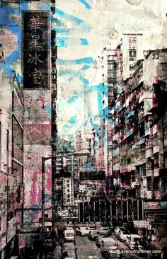 Original Cities Photography by Sven Pfrommer Mixed Media Photography, City Photography, Creative Photography, Cityscape Photography, Abstract Photos, Abstract Art, Mix Media, Canon Eos 100d, A Level Art Sketchbook