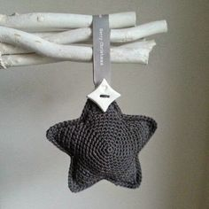 Star crochet - christmas ornaments