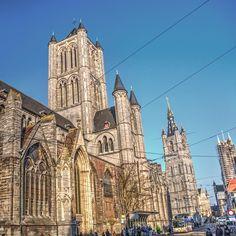 by kfazely: Gent- #belgium_unite #igbelgium #igersbelgium #igersbelgique #igerslln #igerskortrijk #igersnamur #visitbelgium #visitflanders #belgium #belgië #belgique #persian #visitgent #gent #afghan #city_explore #timelapse #reflections @worlderlust
