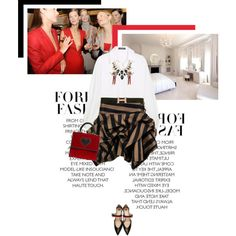How To Wear Fashion Week Rituals Outfit Idea 2017 - Fashion Trends Ready To Wear For Plus Size, Curvy Women Over 20, 30, 40, 50