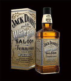Jack Daniel's packaging