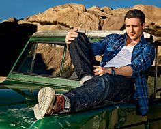 May 2014 Cover Guy Aaron Taylor-Johnson   Men's Health