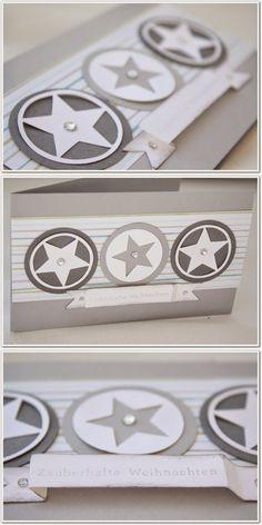 beadsdesign     ♥♥♥♥    love: Alle Guten Dinge sind 3.... Sterne