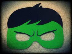 hulk mask - Buscar con Google