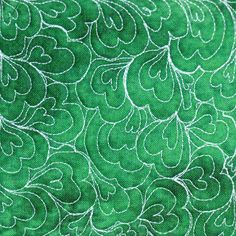 Heart Paisley - Day 53 by Leah Day, via Flickr