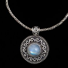 celtic moonstone pendant - HD 1500×1500