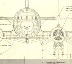 Ww2 Aircraft, Military Aircraft, Douglas Dc3, Aviation Engineering, Plane Drawing, Schematic Drawing, Aviation Decor, Douglas Aircraft, Aircraft Maintenance