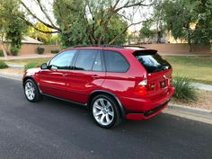 Bmw X5 E53, Engine Start, Leather Interior, Automatic Transmission, Automobile, Car Game, House Styles, Daddy, German