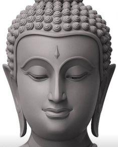 Thoughts of Lord Buddha - Teacher & Students Buddha Tattoos, Buddha Tattoo Design, Hindu Tattoos, Symbol Tattoos, Buddha Face, Buddha Zen, Gautama Buddha, Buddha Canvas, Buddha Wall Art