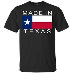 Hi everybody!   Made In Texas T-Shirt   https://zzztee.com/product/made-in-texas-t-shirt/  #MadeInTexasTShirt  #MadeShirt #InT #Texas
