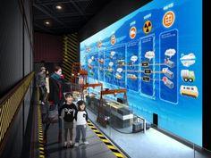 최토끼 Museum Designer & Exhibition Director Interactive Exhibition, Science Museum, Ui Design, Multimedia, Corner, Entertainment, Display, Game, Digital