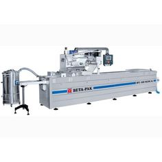 Full Automatic Thermoform Packaging Machine with Chain and Vacuum