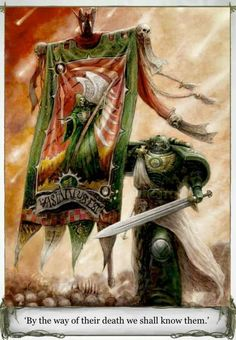 Ask Supreme Grand Master Azrael Warhammer Dark Angels, Dark Angels 40k, Warhammer 40k Art, Warhammer Models, Space Marine, Angel Of Death, The Grim, Sci Fi Fantasy, Rogues