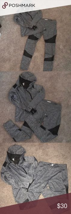 19530cd480 Forever 21 Two Piece Set Forever 21 Two Piece Athletic Set. Worn a few times