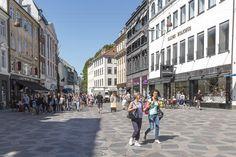 Travel Dänemark Kopenhagen Strøget Amagertorv Illums Bolighus