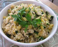 Zucchini Couscous Recipe - Food.com