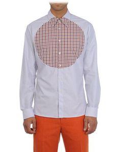 WALTER VAN BEIRENDONCK Men - Shirts - Long sleeve shirt WALTER VAN BEIRENDONCK