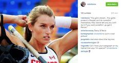 Na primeira vez em que levou o capacete cravejado de cristais Svarovski com seu nome para a pista de atletismo, Robin Bone conseguia no salto com vara apen...