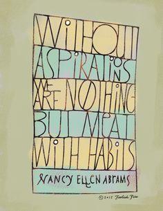 Nancy Ellen Abrams quote