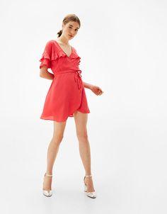 Dresses - CLOTHES - WOMAN - Bershka Hong Kong