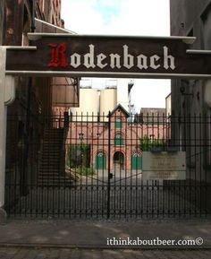 Belgian beer: Rodenbach (http://wonderfulwanderings.com/belgian-beer-rodenbach/)