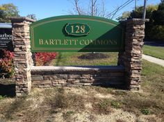 Here are a few photos of the custom CNC routed and painted HDU sign we made for our neighbors across the street, Bartlett Commons. #hdu #cnc #coastalsign