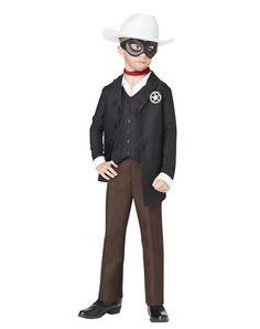 Lone Ranger Boys Costume