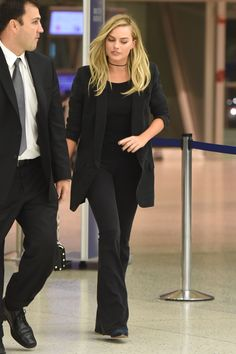 Margot Robbie's style is on point