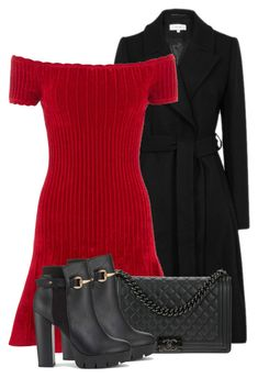 """""""Untitled #518"""" by leehyena on Polyvore featuring Rails, Chanel and Miss Selfridge"""