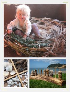 Made in Nature - Nature Play NZ This is such an inspiring website!