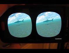An awesome Virtual Reality pic! SHARK PUNCH: виртуальные акулы как терапия для страдающих рассеянным склерозом! beVR! Виртуальная реальность  это не только технология для создания компьютерных игр виртуальная реальность может быть использована для решения проблем в самых разных областях. Профессор Техасского университета Джон Кворлес предложил использовать технологии виртуальной реальности в качестве терапии для тех кто страдает от рассеянного склероза.  Созданное VR-приложение Shark Punch…