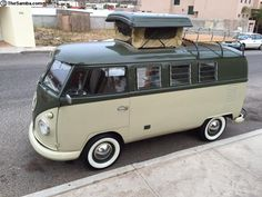 T1 VW Bus single cab pickup vintage  VW Bus model T1 and T2