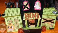 My Crafting Channel: Haunted House