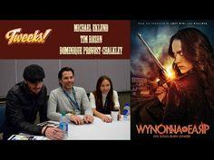 Tweeks: Wynonna Earp Interview Part 1 - YouTube